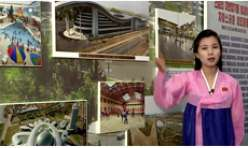 <nobr>위대한</nobr> 력사 빛나는 전통 -조선혁명박물관을 찾아서- 건설의 대번영기를 펼쳐주시여